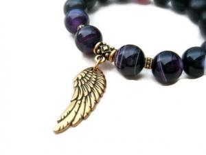 broken wings bracelet