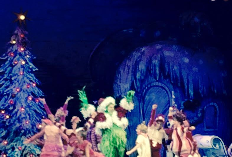 Dr Seuss How The Grinch Stole Christmas The Musical Msg Nyc