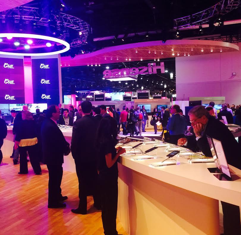 CES 2015 International Technology Trade Show Las Vegas, NV 26