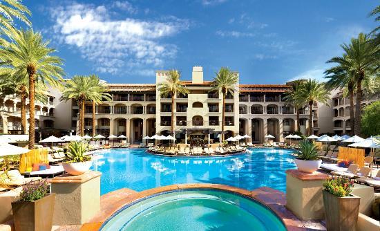 Fairmont Scottsdale Princess Hotel AZ Family/Adult Vacation 6