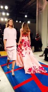 Lela Rose Fall/Winter 2016 Show during #NYFW #fall16  #lelarose 8