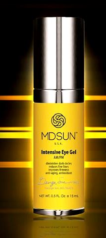 MDSUN's Intensive Eye Gel Fashionsdigest.com